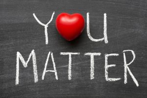 Onderken jij zelf hoe belangrijk jij bent?
