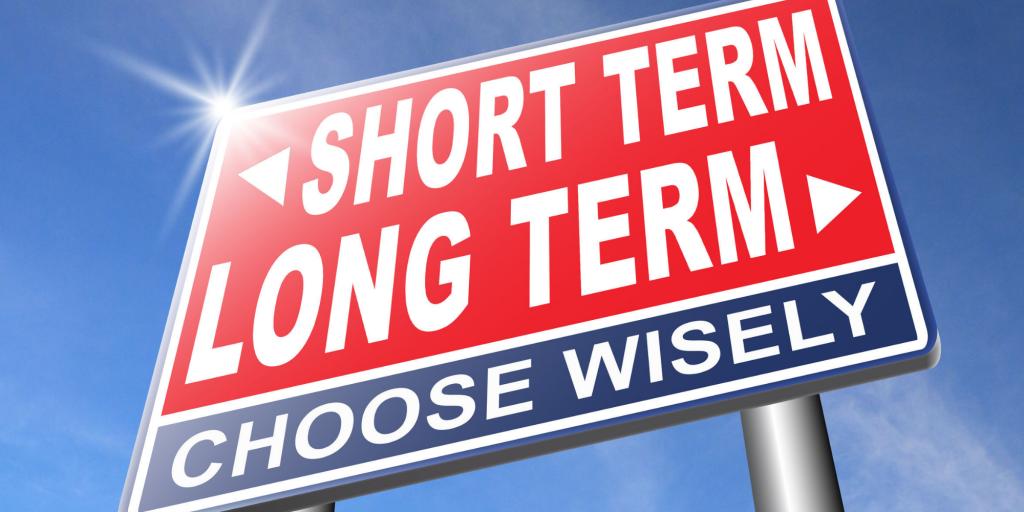 lange-termijn-korte-termijn-effect