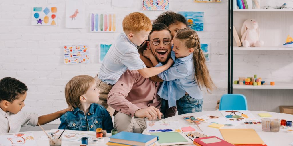 lesgeven aan kinderen